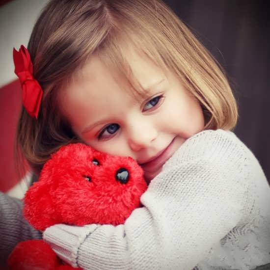 عکس دختر بچه های زیبا برای پروفایل