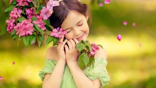 عکس دختربچه های زیبا برای پروفایل