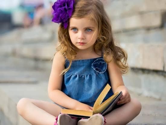 تصاویر دختربچه های زیبا و جذاب