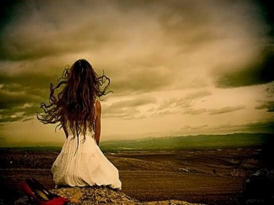 عکس های زیبا و غمگین دخترانه