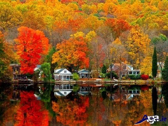 عکس های زییا و جذاب پاییزی