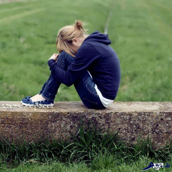 عکس های زیبای لحظات تنهایی
