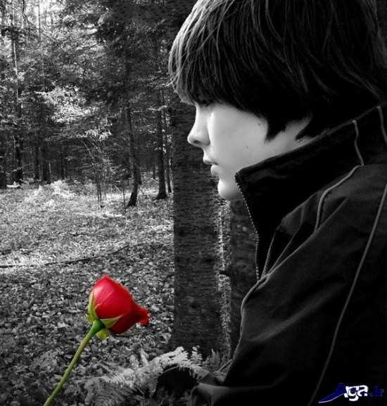 عکس های زیبا و رمانتیک تنهایی