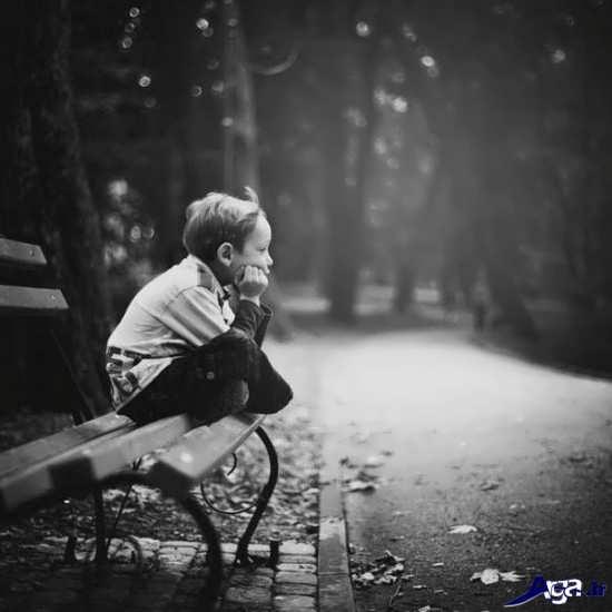 عکس های عاشقانه غمگین و تنهایی