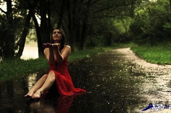 عکس های تنهایی رمانتیک