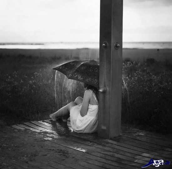 عکس های زیبا و جذاب لحظات تنهایی