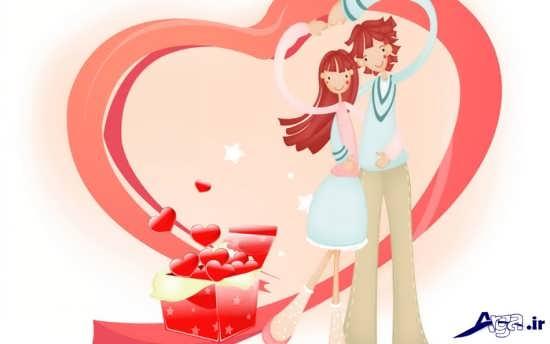 عکس های فانتزی عاشقانه بسیار زیبا