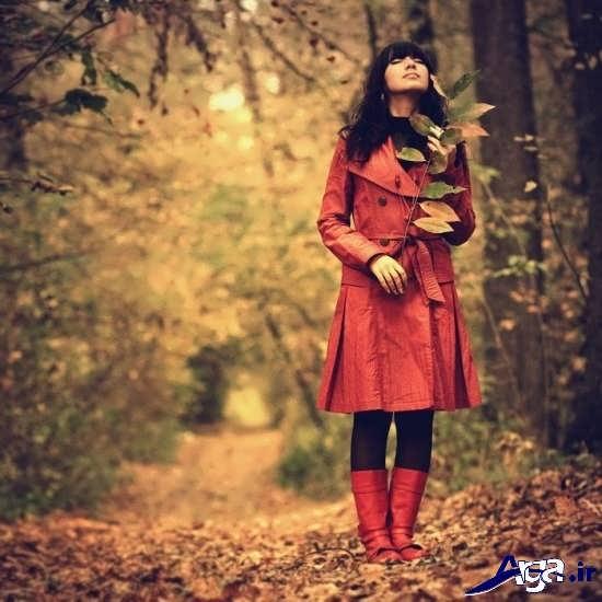 عکس های عاشقانه پاییزی