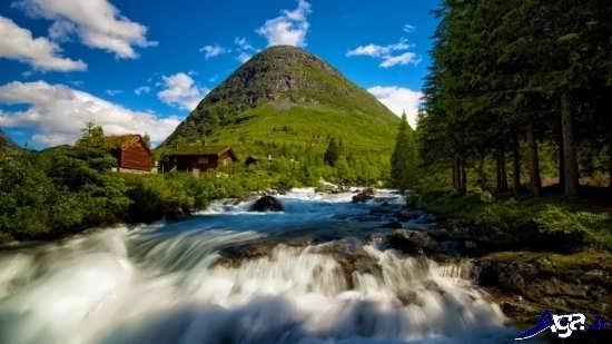 عکس های بسیار زیبا و جالب از طبیعت