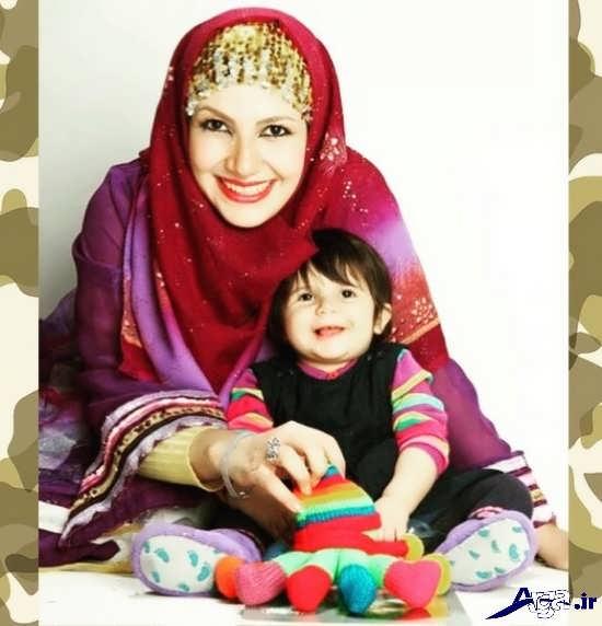 عکس های خاله شادونه و بیوگرافی وی
