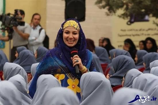 بیوگرافی ملیکا زارعی و تصاویر زیبایش