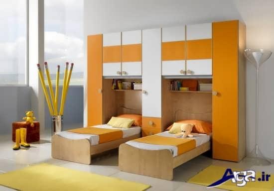 انواع طراحی دکوراسیون داخلی برای اتاق خواب کودک