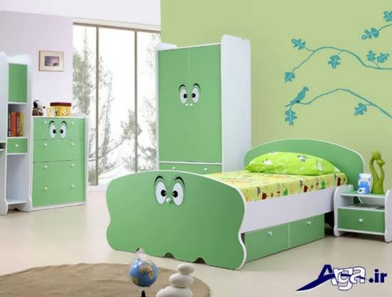 دکوراسیون اتاق خواب برای کودکان پسر
