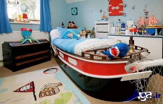 دکوراسیون داخلی اتاق خواب برای بچه ها