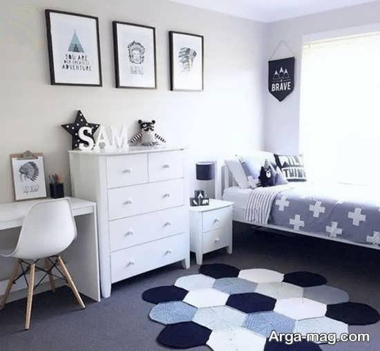 طراحی و رنگ آمیزی متفاوت اتاق خواب کودکان