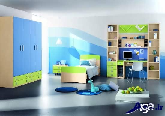 دکوراسیون داخلی اتاق خواب برای کودکان