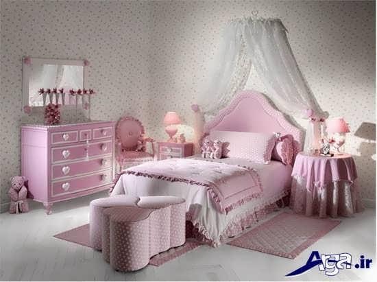 طراحی اتاق کودک دختر با دکوراسیون های زیبا و متفاوت