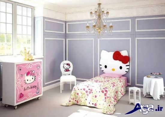 دکوراسیون داخلی اتاق خواب کودکان