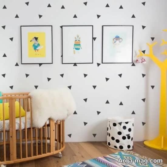 اتاق خواب کودکان با دکوراسیونی بی نظیر
