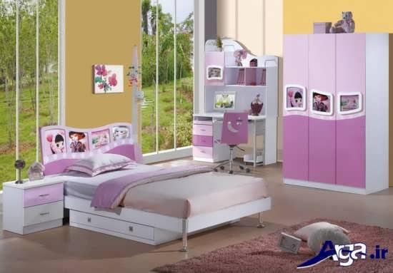 دکوراسیون داخلی اتاق خواب برای کودکان دختر و پسر