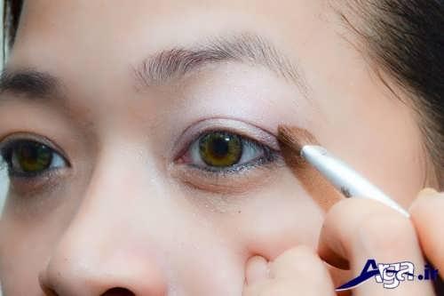 آموزش آرایش ساده