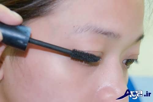 آموزش آرایش ملایم و لایت در منزل