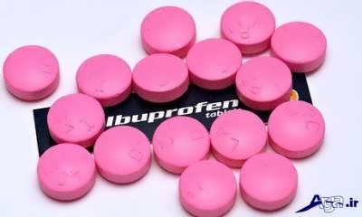 مزایای داروی ایبوپروفن