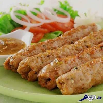 کباب کوبیده مرغ