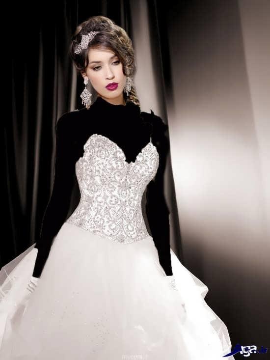 عکس های زیبا و جذاب لباس عروس