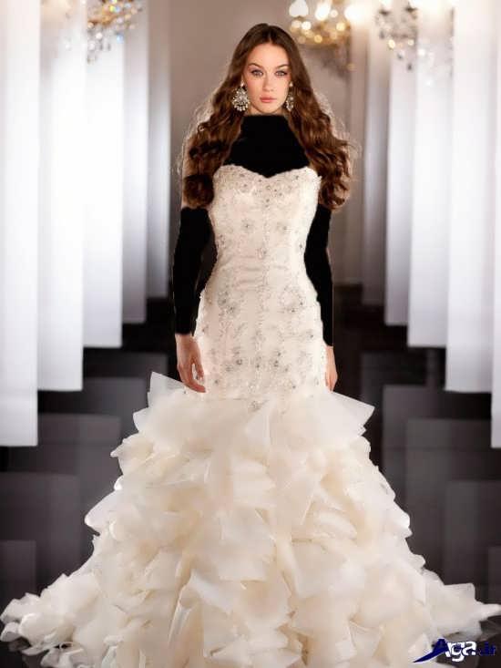 انواع مدل لباس عروس های فانتزی