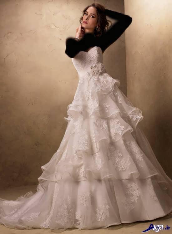 عکس های انواع مدل لباس عروس