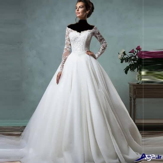 مدل لباس عروس فانتزی بسیار شیک