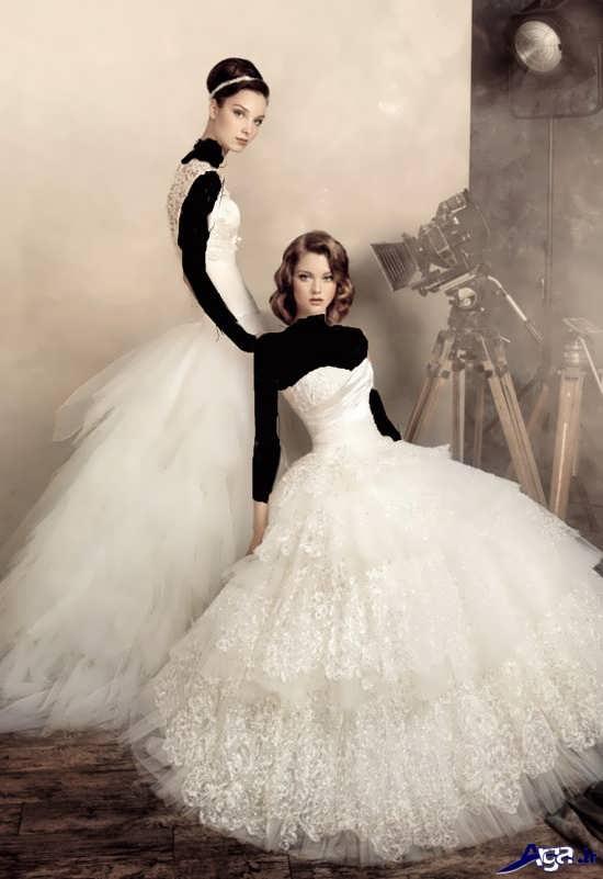 مدل لباس عروس فانتزی بسیار زیبا