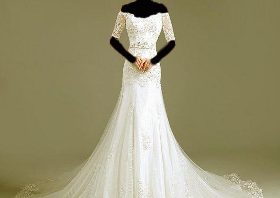 مدل لباس عروس زیبا و جذاب فانتزی