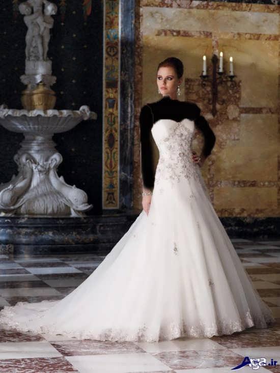 مدل لباس عروس فانتزی جدید و جذاب