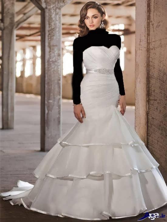 انواع مدل لباس عروس های زیبا
