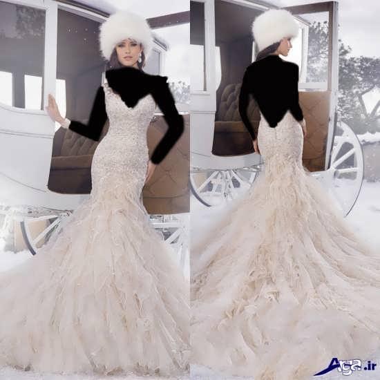 زیباترین و جذاب ترین مدل لباس عروس فانتزی