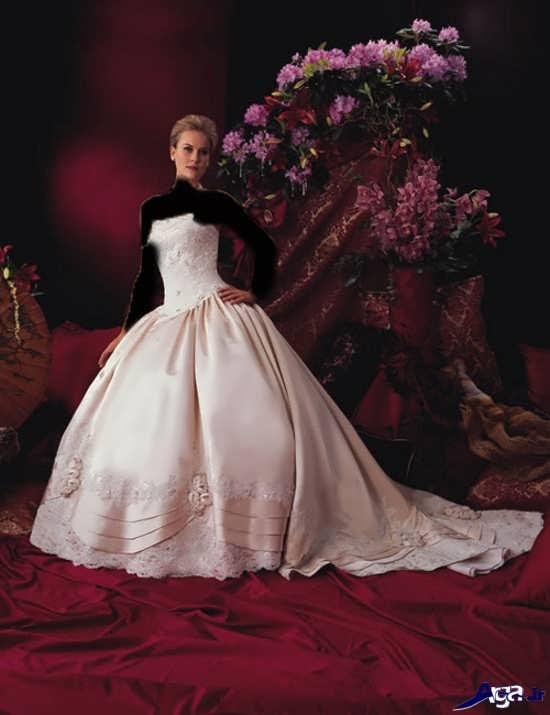 انواع تصاویر لباس های عروس زیبا و جذاب