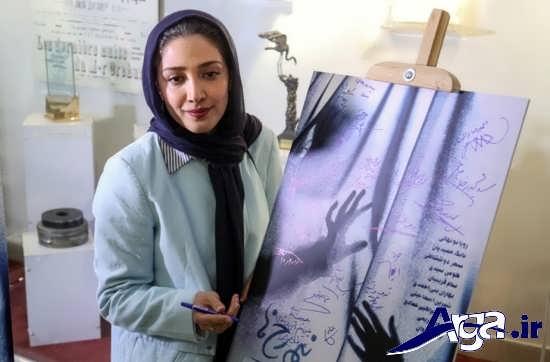 مجموعه تصاویر زیبا و جذاب مینا ساداتی