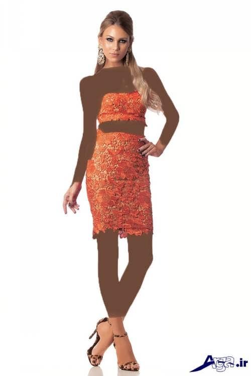 لباس مجلسی گیپور