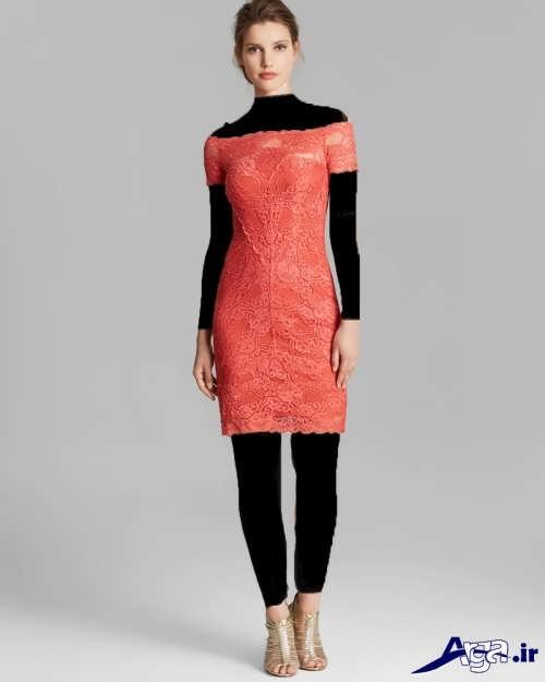 لباس مجلسی زنانه و دخترانه گیپور