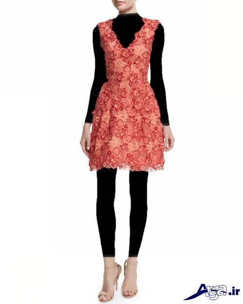 لباس های مجلسی زیبا و شیک گیپور
