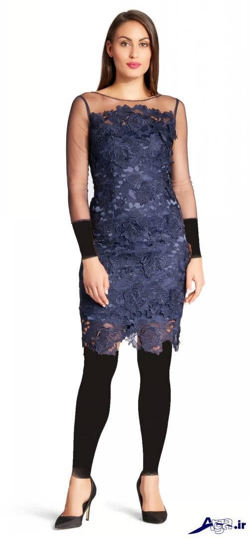 مدل های زیبا لباس مجلسی گیپور