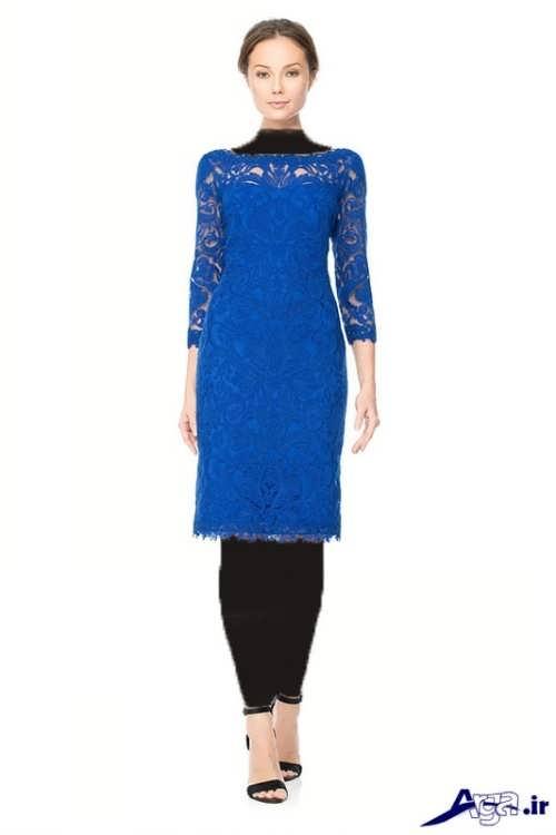 مدل لباس مجلسی گیپور با انواع طرح های شیک و متفاوت