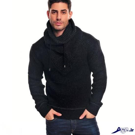مجموعه مدل های ژاکت بافتنی زیبای مردانه