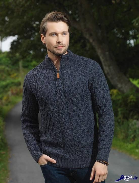 انواع مدل لباس های بافتنی مردانه