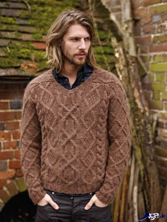 شیک ترین مدل لباس های بافتنی مردانه
