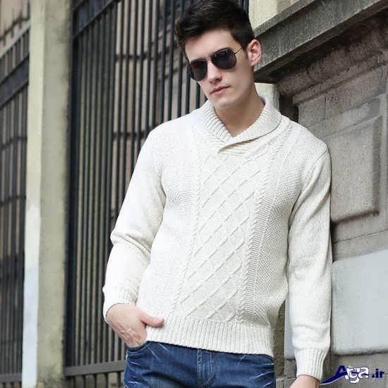لباس های بافتنی شیک مردانه