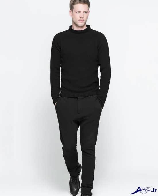 مدل های زیبا و جذاب لباس بافتنی مردانه