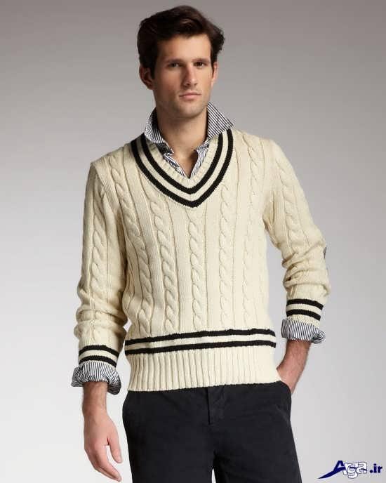 جدیدترین مدل لباس بافتنی مردانه